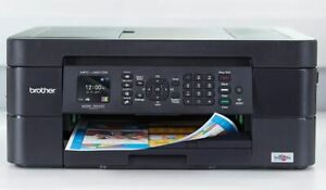 NEW IN BOX Brother MFCJ491DW Printer All-in-One (ret. $113.95)