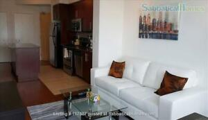 May: Downtown Furnished 2 Bed @ Maple Leaf Sq - Union