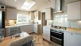 JUST IN! Willerby Vogue Classique on Sea View Pitch- WHITLEY BAY HOLIDAY PARK