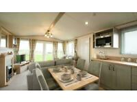 LUXURY 2021 STATIC CARAVAN WITH FULL WRAP DECK AND SEA VIEW AT WHITLEY BAY