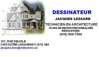 Technicien en Architecture