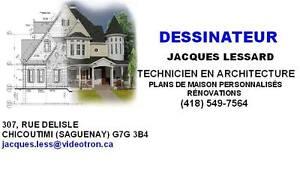 Technicien en Architecture Saguenay Saguenay-Lac-Saint-Jean image 1
