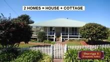 TWO HOMES ON FIVE ACRES! Dorrigo Bellingen Area Preview
