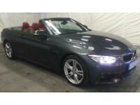 BMW 430 M Sport FROM £103 PER WEEK!