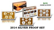 Silver Proof Coin Sets