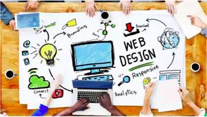Website Design & Development, Ecommerce Solution
