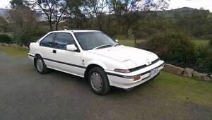 1987 Honda Integra Coupe Montrose Glenorchy Area Preview