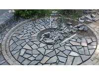 Natural stone For paving or house designing