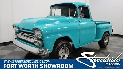 1959 Chevrolet Other Pickups Big Window Very Stylish 50's Chevy Pickup! 350 V8, Auto w/ Overdrive, Great Colors!