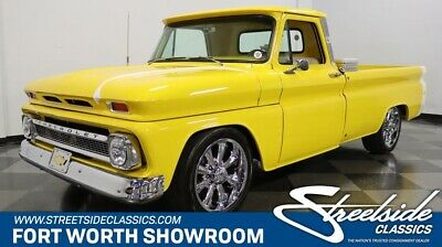 1965 Chevrolet Other Pickups  Beautiful Custom Build! #'s Matching 283 V8, 700R4 Auto, A/C, PS/B w/ Frnt Disc!