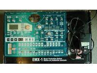 - Korg Electribe EMX-1 -