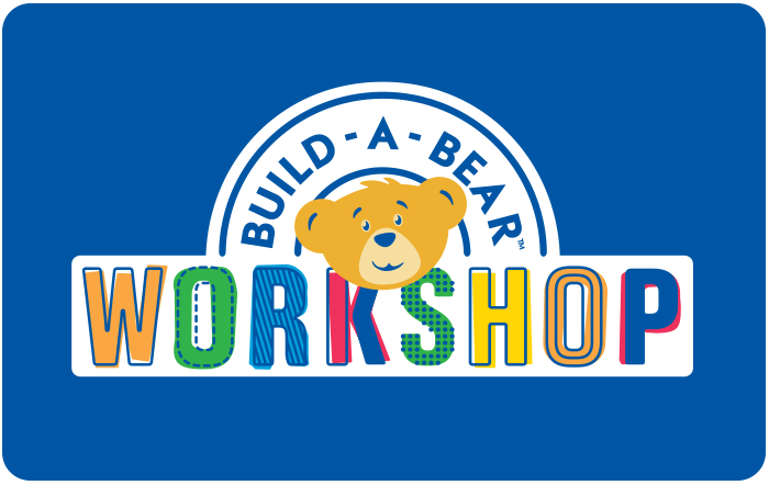 100 Build A Bear Workshop Gift Card - $70.00