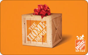 Looking for Home Depot Gift Card  1500
