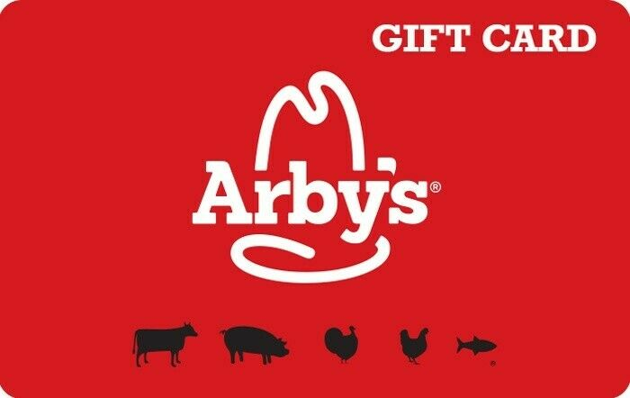 Arby s - 15.00 GIFT CARD PDF - $9.38