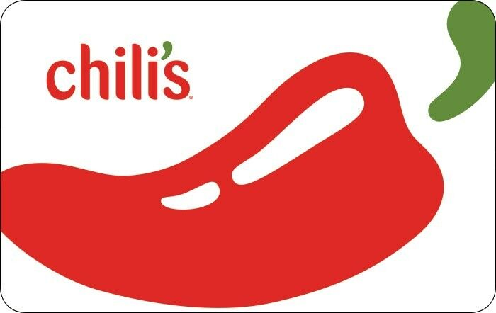50 Value Chili s Gift Card - $40.00