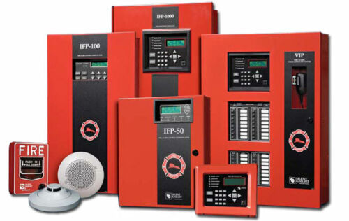 Farenhyt Fire Alarm Software IFP50 IFP100 IFP1000 and IFP2000