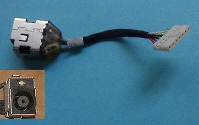 DC Jack hp Compaq Pavilion G6 G6T Strombuchse Netztbuchse Power Buchse Kabel ()