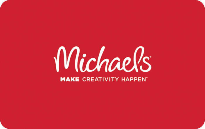 Michael's Gift Card - $25 $50 $100 - Email delivery