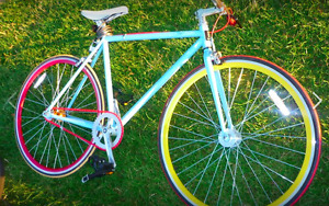 Commuter Bike Republic-- Aristotle Fixe Urban Outfitters - $215