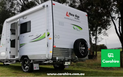 CARAVAN HIRE FULL EN-SUITE !!!! (New Age Gecko) Campbelltown Campbelltown Area Preview