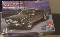 1967 GT-350 Shelby Mustang Cobra Model Kit by AMT 1/25 scale