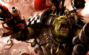 Warhammer 40k ork army for sale