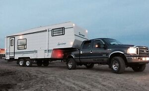 1994 Sportsmen 2550 BEAUTIFUL 5th Wheel Camper