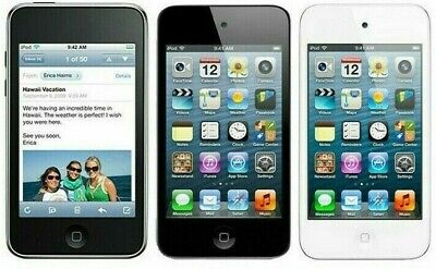 Apple iPod Touch 2nd 3rd 4th Generation 8GB 16GB 32GB 64GB Black White FREE