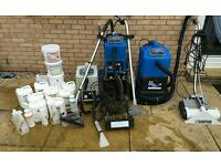Carpet cleaning, £25 per room