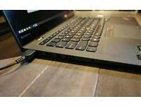 Lenovo x1....1st generation i7