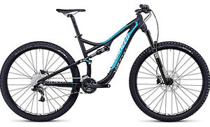 Specialized Stumpjumper FSR Comp 2014 , medium , roues 29 pouces