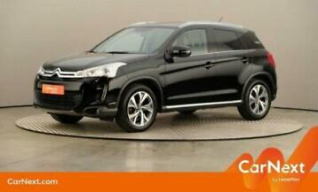 citroën c4 aircross 1.6 hdi 2wd exclusive leder/cuir came...