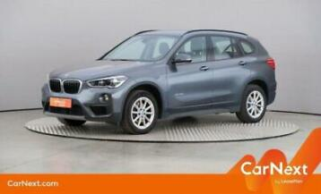 BMW X1 2.0 d sDrive18 LED GPS AIRCO BLUETOOTH (bj 2017)
