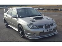 Subaru Impreza WRX PPP prodrive hawkeye show car full MOT sti extras