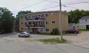 3 Bdr. Apt. Security Building: Tel: 705 495 6671,North Bay, On.