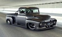 Wanted 50s Ford F-100 parts let me know what you have