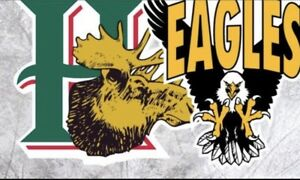 2 Lower Bowl tickets to Mooseheads vs Cape Breton Dec 12th