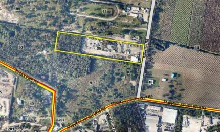 Hardstand Yard For Lease With 3 Phase Power Alberton Gold Coast North Preview
