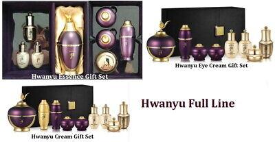 The History of Whoo Hwanyu Cream Essence Eye Cream Full Set Premium Anti-aging!!