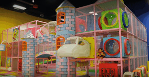 Indoor Playground for Sale Large 11,000 square feet
