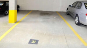 Parking spot Downtown - Monthly $110-145