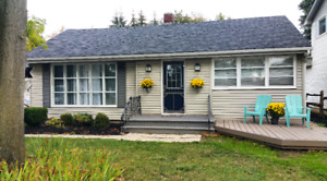 LOVELY NOTL Cottage in Prime Location for Rent