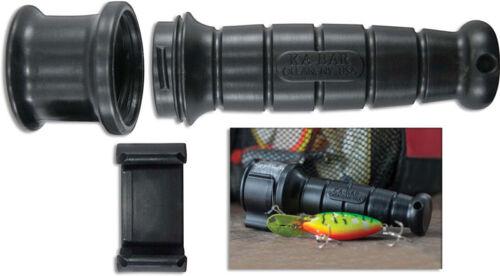 KABAR Backpack Kaster Compact Fishing Gear Made Of Black Ultramid Storage Handle