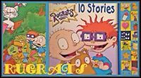 RUGRATS Sound N Story book