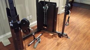 Functional Trainer / Pulley / 2 x 160 lb Stacks