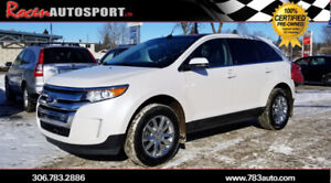 CERTIFIED 2014 FORD EDGE LIMITED - YORKTON
