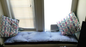 Day Mattress and Cushions
