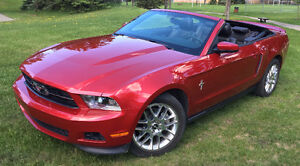 2012 Ford Mustang Convertible - Original Owners - MUST SELL!!!!!