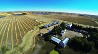 FREE: Aerial Photography and Video of your Farm/House/Land