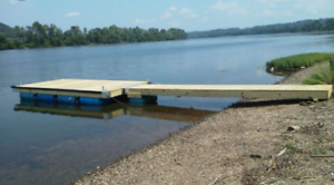 DOCK FLOATS - great floatation very durable and a GREAT PRICE